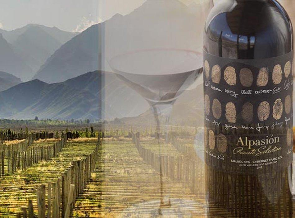 Alpasi n rotterdammers in de wijn wine bar mendoza for Rotterdammers voor elkaar