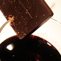 chocolate-wine