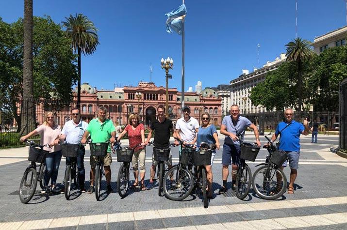 Fietstour Buenos Aires