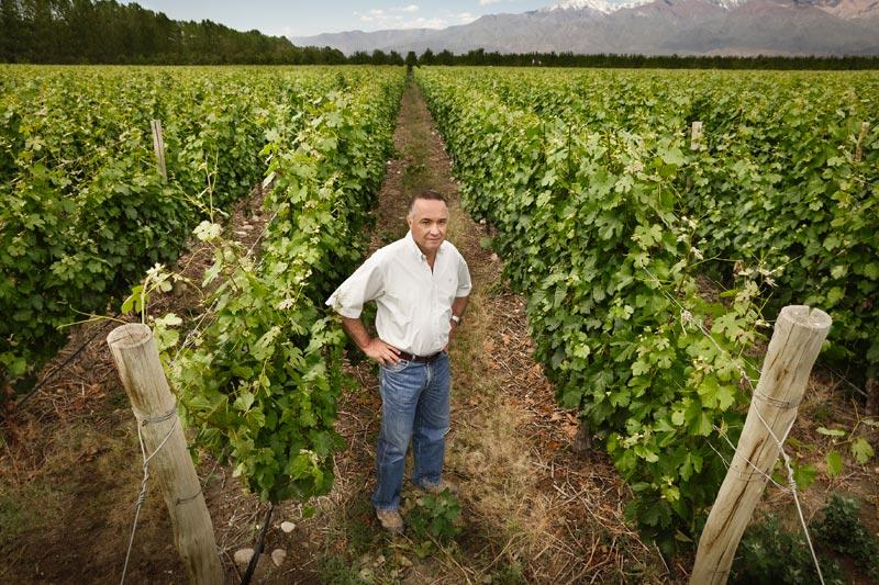 Jose Galante wijnmaker