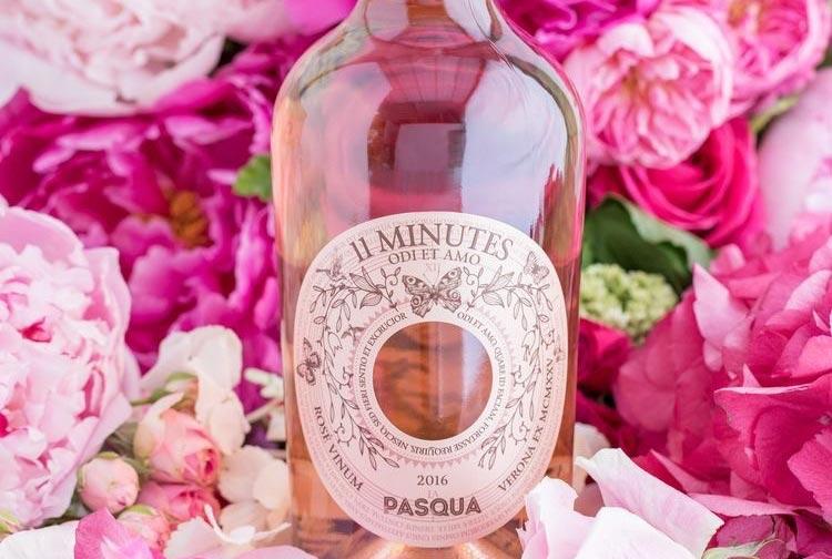 Pasqua 11 Minutes rosé