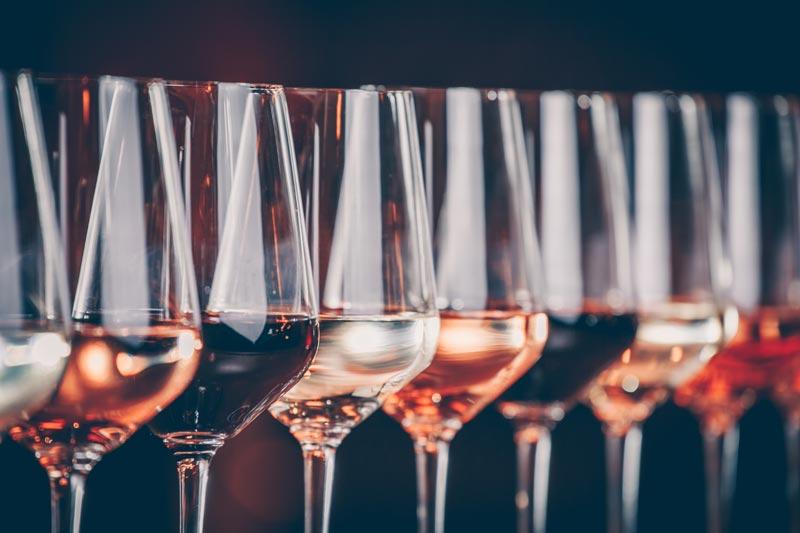 Wijnen beoordelen