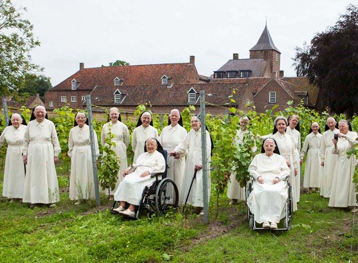 zusters van Sint-Catharinadal